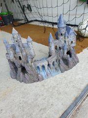 Aquarium Schloss Hogwarts