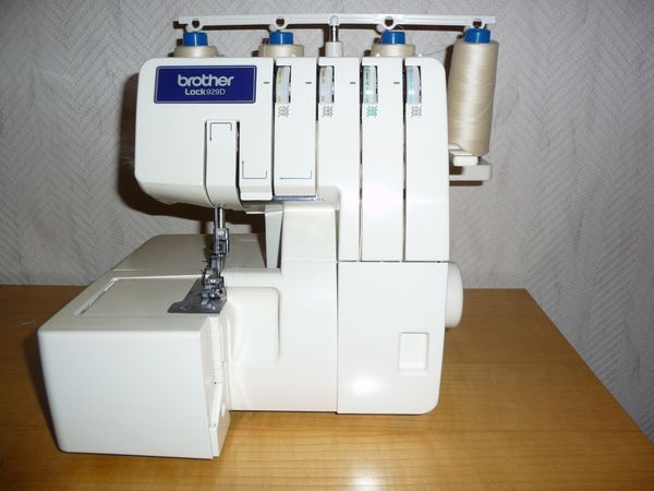 Overlockmaschine