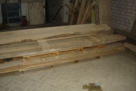 Bild 4 - Altes Eichenholz mit und ohne - Thuine