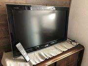 Flachbild Fernseher Sharp Aquos