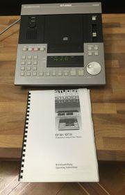 Studer D 730 Compact Disc