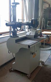 Rundprofil- und Fasenschleifmaschine Schreinerprofi-Maschine