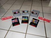 Super Nintendo - SNES - Plok - Kirby -