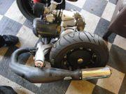 Vespa PX 200 Tuning Motor