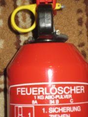 Feuerlöscher Delta 1kg