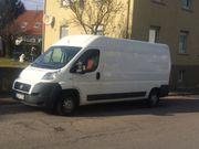 Transporter für Umzüge Besigheim Ludwigsburg