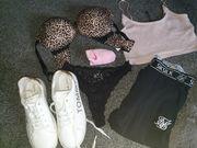 Verkaufe ohne slip getragene outfits