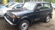 Lada Taiga 4x4 - Allrad - Anhängerkupplung -