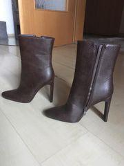 Braun Schuhe brand NEU gross