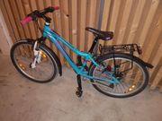 Mädchen Fahrrad Genesis 24 zoll