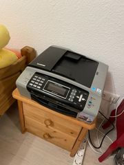 Brother Mfc 490cw ultifunktionsdrucker plus