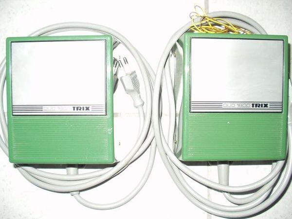 Märklin-Trix HO 1 Trafo neuwertig