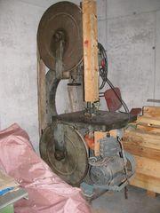 Bandsäge schwere Ausführung 80 cm