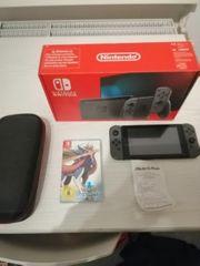 Nintendo Switch Grau 2019 neues