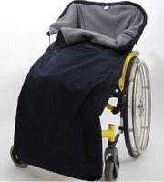 Fußsack für Rollstuhl