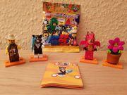 LEGO Minifiguren Serie 18 71021