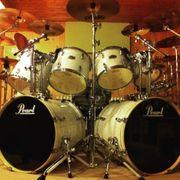 Rock-Schlagzeuger 50J Semieprofie aus Hilden