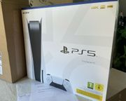 PlayStation 5 Disk Edition Laufwerk