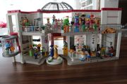 Playmobil Shopping Center mit viel