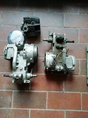 2x Hercules mofa moped Motoren