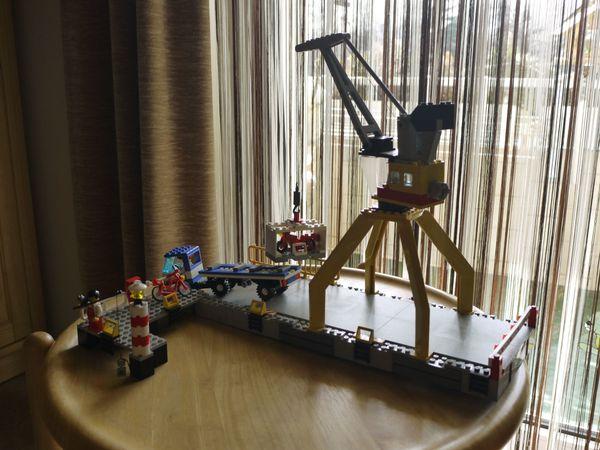 Lego Intercoastal Seaport 6541