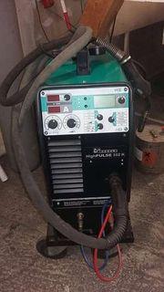 Schweißgerät Industriegerät mit Zertifizierung CE
