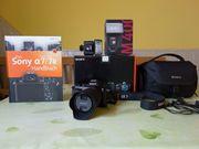 Sony Alpha 7 Vollformatkamera