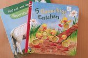 Kinderbücher - Set 2 Fühlbücher