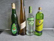 Spirituosen und Liköre