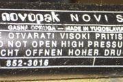 Neue Gasfedern für novopak NOVI