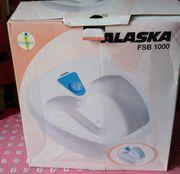 alaska Fusmassage-Wasserbad FSB 100