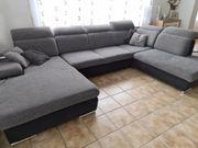 Wohnlandschaft Eckcouch Sofa Neuwertig