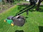 Elektro-Rasenmäher kostenlos abzugeben