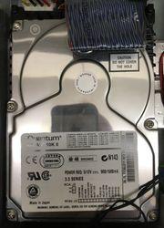 Festplatte Quantum Atlas 10K II