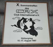 Honda Nürburgring X Sommertreffen CRX