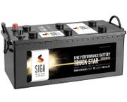 SIGA LKW Batterie 210Ah