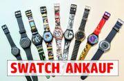 ANKAUF Swatch Uhren und Swach-Sammlung