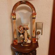 Clown mit Lampe