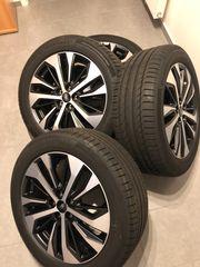 Sommer Kompletträder Ford S-Max mit Premiumreifen