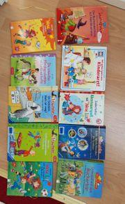 10 Kinderbuecher - Erstleser - Versand moeglich