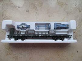Modelleisenbahnen - Märklin h0 Museumswagen 2001 Schuler