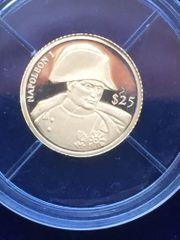 Goldmünzen Sammlung - reines Gold