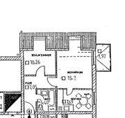 2-Raumwohnung in Plauen zu vermieten
