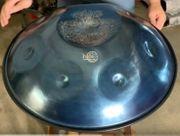 Handpan Pantheon Steel -das Original-