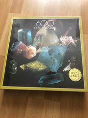 Puzzle Kristalle 600 Teile