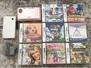 Nintendo DS Paket mit Spielen