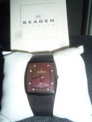 Skagen Damen-Armbanduhr