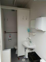 Baujahr 2011 Sanitärcontainer Knauss RZ