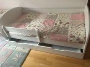 Funktionsbett mit Schublade Matratze und