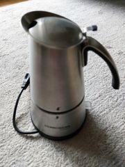 Espressokocher elektrisch Rommelsbacher